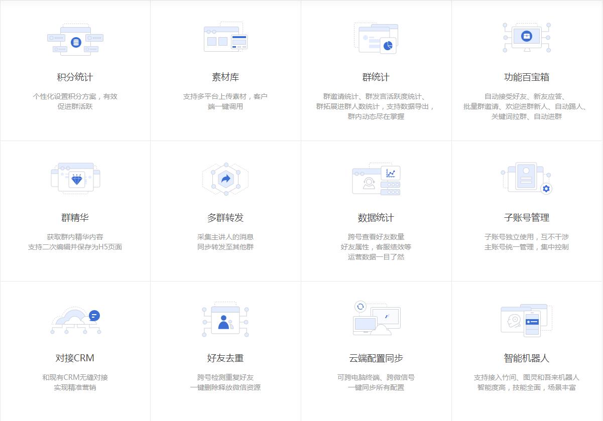 wetool企业版 微信社群管理工具